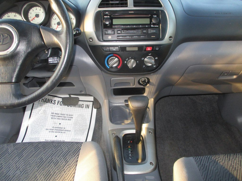 TOYOTA RAV4 2003 price $5,495
