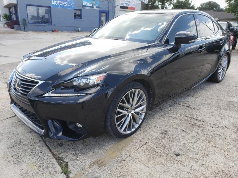 Lexus IS 200t 2016 price $19,995