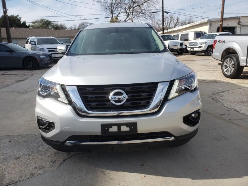 Nissan Pathfinder 2019 price $20,995