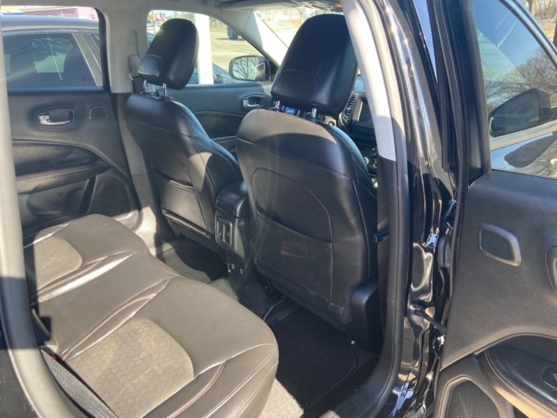 Jeep Compass 2018 price $14,995