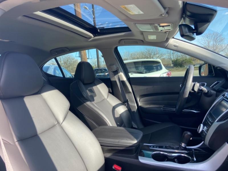 Acura TLX 2018 price $20,995