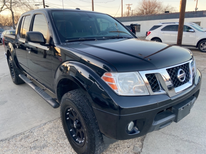 Nissan Frontier 2016 price $18,495