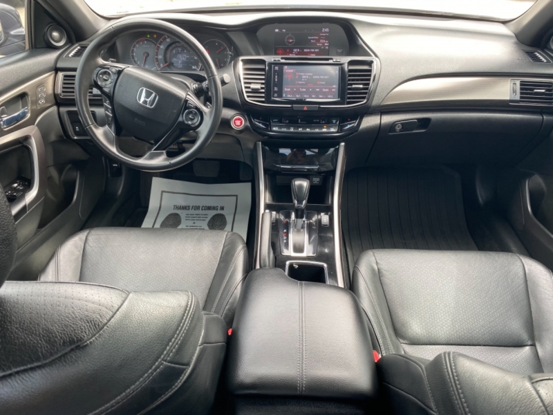 Honda Accord Coupe 2017 price $17,495