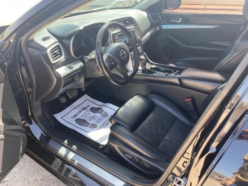 Nissan Maxima 2016 price $15,495