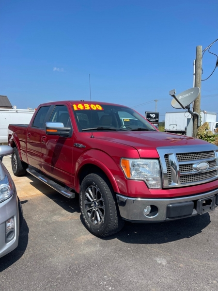 FORD F150 2009 price $14,399