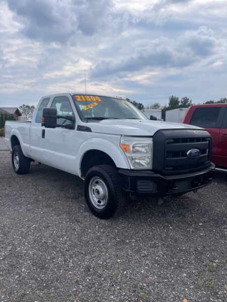 FORD F250 2014 price $21,800