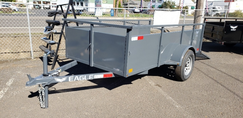 5x10 Falcon Utility Eagle Trailer 2020 price Pre Order