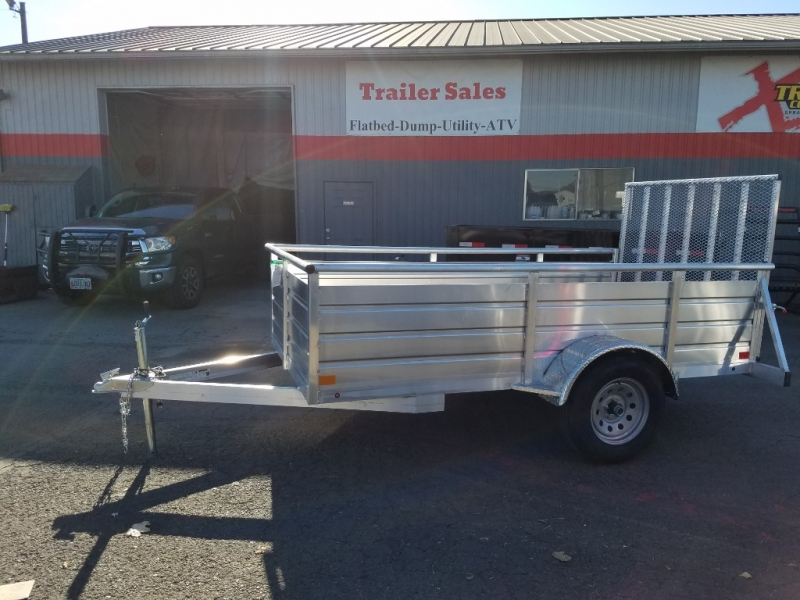 5x10 Ultra Lite Silver Eagle Trailer 2020 price $3,200