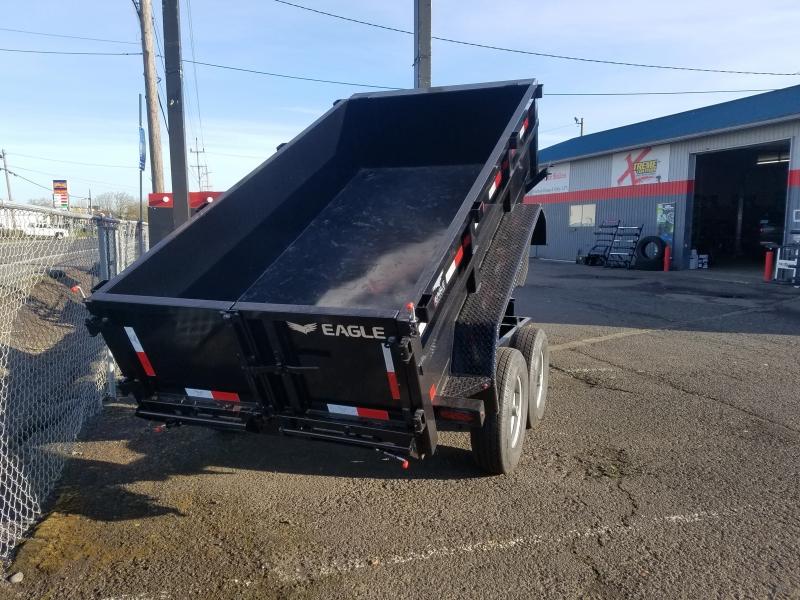 5x10 Tandem Axle Eagle Dump 10K Eagle Trailer Manufacturer 2020 price Pre order