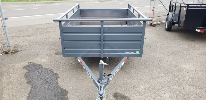 5X8 Light Speed Eagle Trailer 2020 price Pre Order