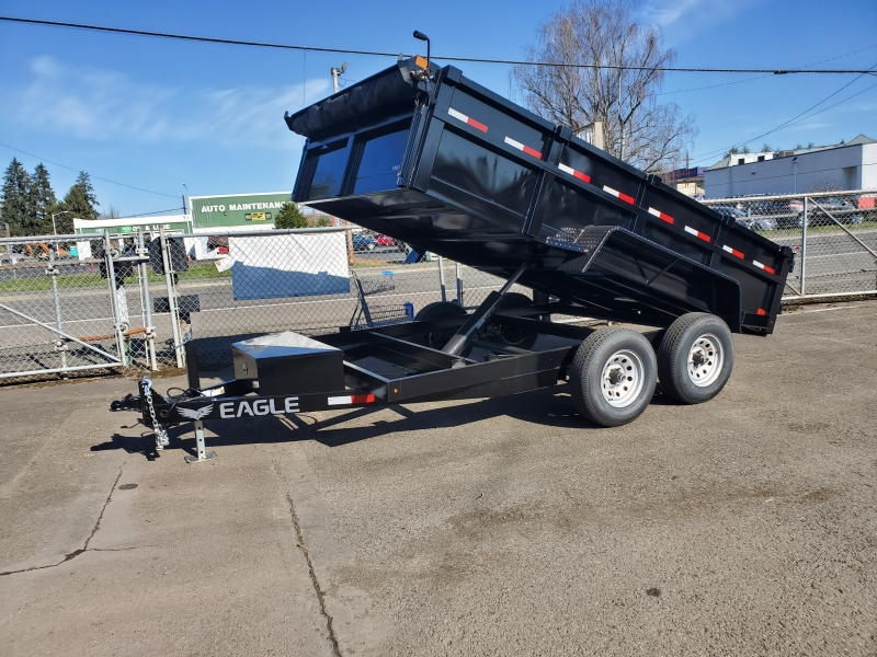 7x12 Dump 10K ramps Eagle Trailer 2020 price Pre Order