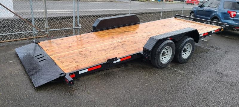 7x18 Tiltbed 10k Eagle Trailer 2021 price $4,999