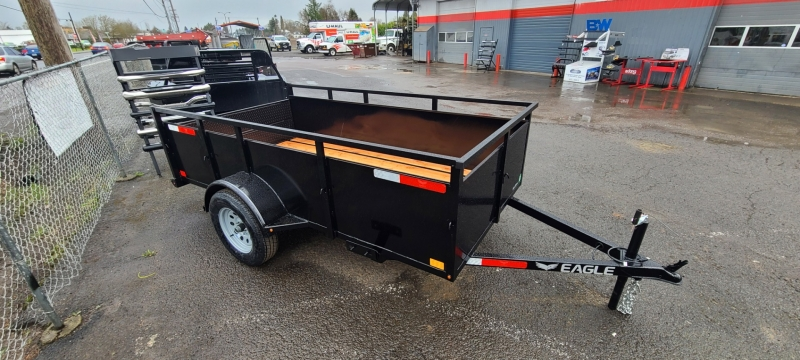 5x10 Falcon LS Eagle Trailer 2021 price NEW 2021