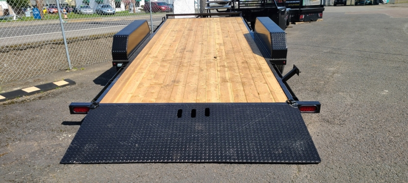 7X18 Tiltbed 14k Eagle Trailer 2021 price $7,499