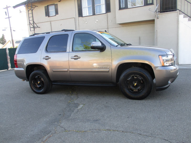 Chevrolet Tahoe 2007 price $12,999