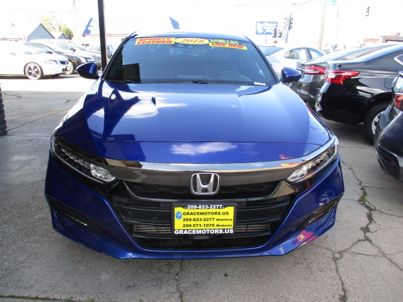 Honda Accord Sedan 2018 price $22,499