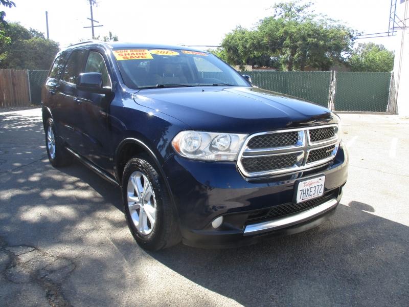 Dodge Durango 2012 price $12,499