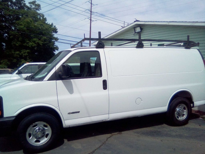 CHEVROLET EXPRESS G2500 2006 price $7,995
