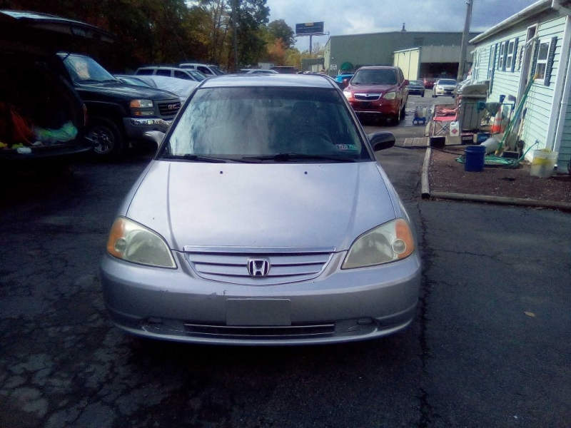 HONDA CIVIC 2002 price $3,495