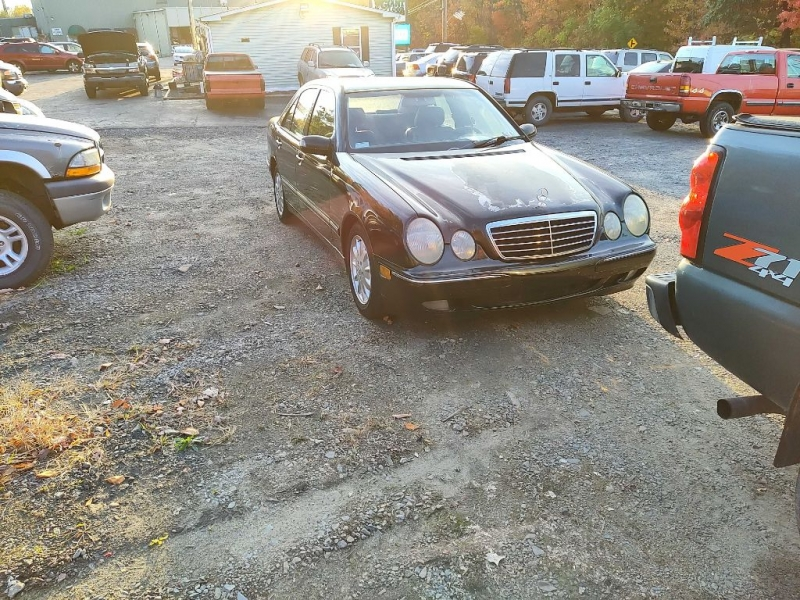 MERCEDES-BENZ E-CLASS 2002 price Call for Pricing.