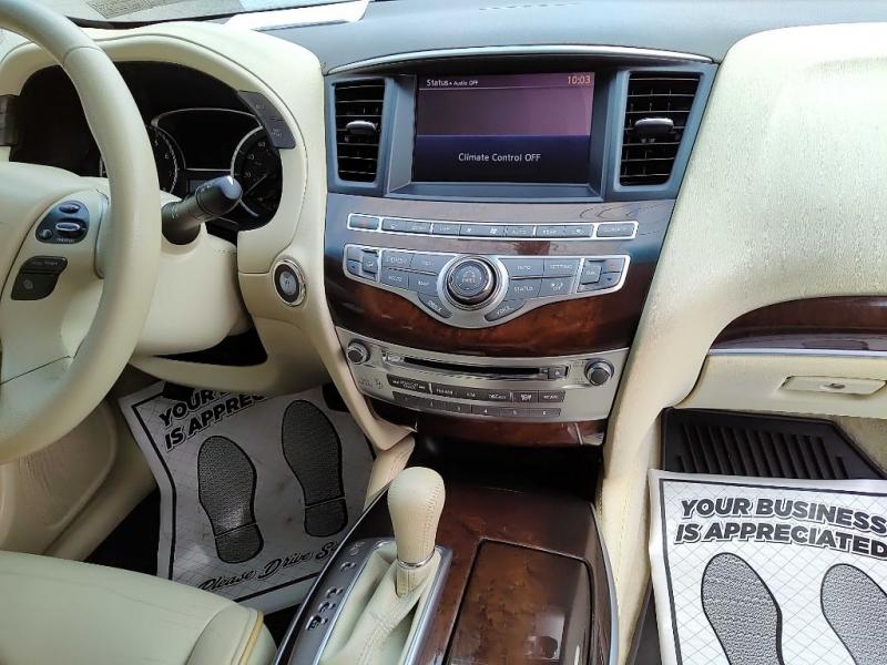 INFINITI JX35 2013 price $15,995