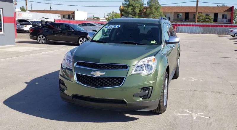 Chevrolet Equinox 2015 price $11,400