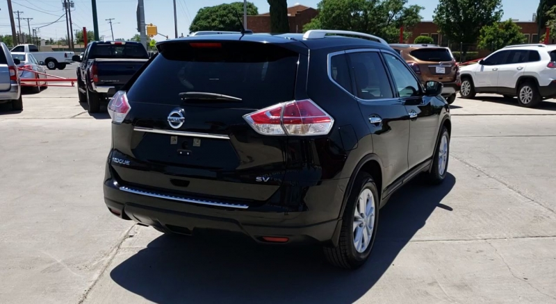 Nissan Rogue 2016 price $14,600