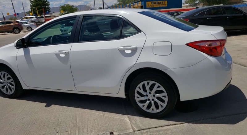 Toyota Corolla 2019 price $14,500