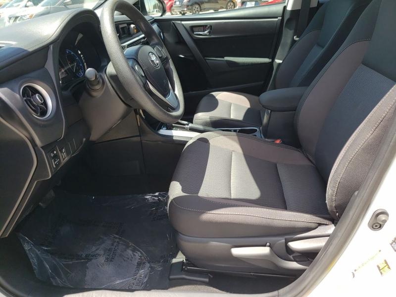 Toyota Corolla 2019 price $13,545