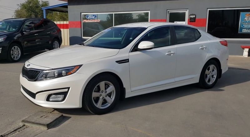 Kia Optima 2015 price $12,950
