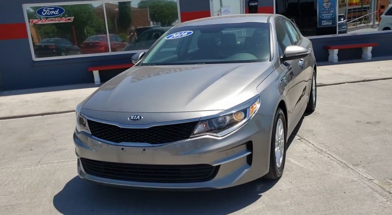 Kia Optima 2016 price $12,800