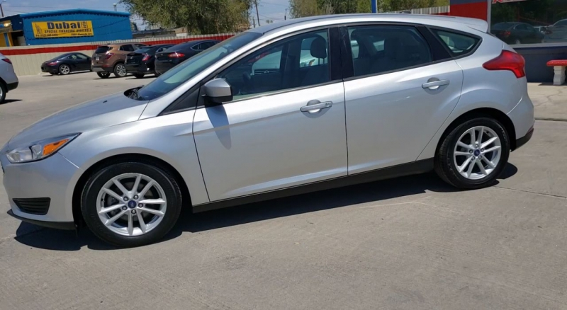Ford Focus 2018 price $12,500