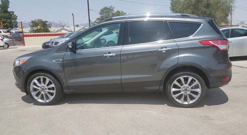 Ford Escape 2016 price $12,900