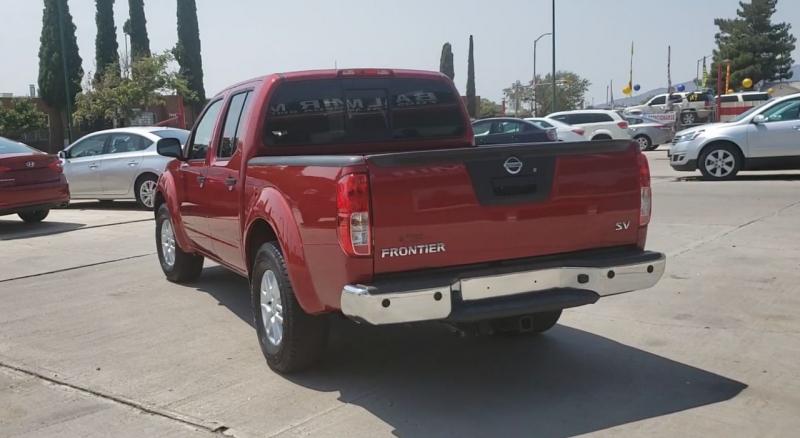 Nissan Frontier 2014 price $13,900