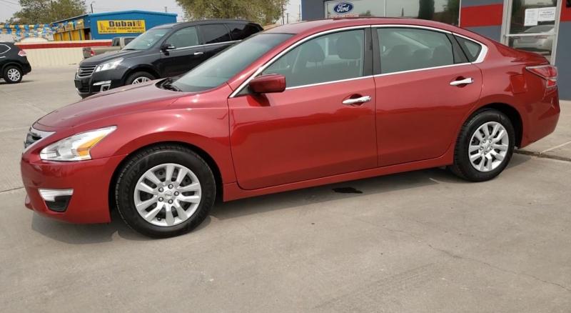 Nissan Altima 2014 price $6,972