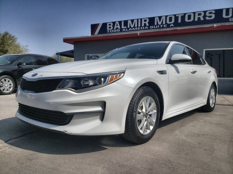 Kia Optima 2016 price $12,900