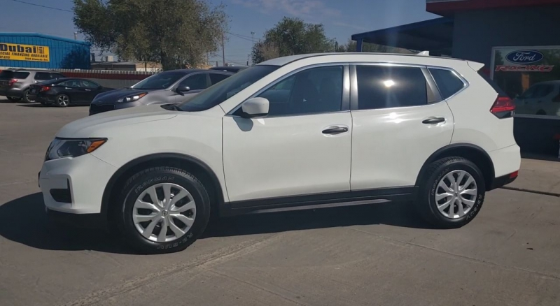 Nissan Rogue 2017 price $14,925