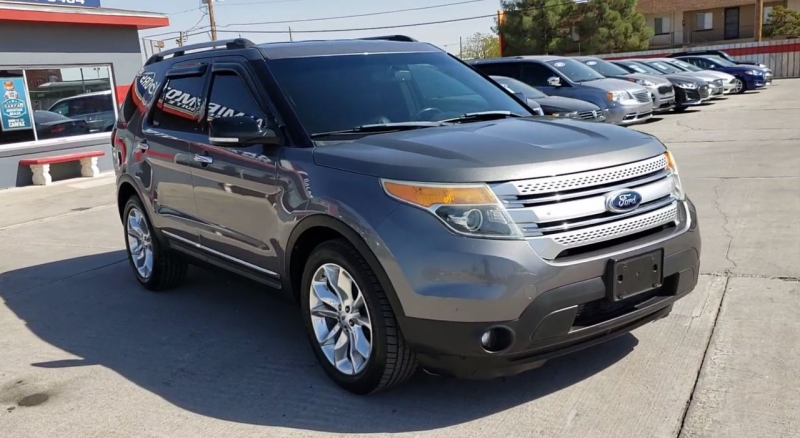 Ford Explorer 2013 price $14,552