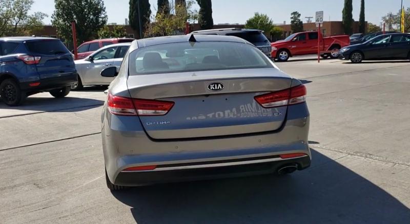 Kia Optima 2017 price $15,972