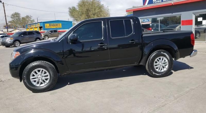 Nissan Frontier 2015 price $16,955