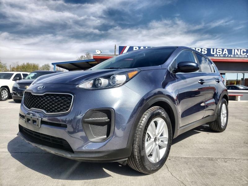 Kia Sportage 2018 price $15,950