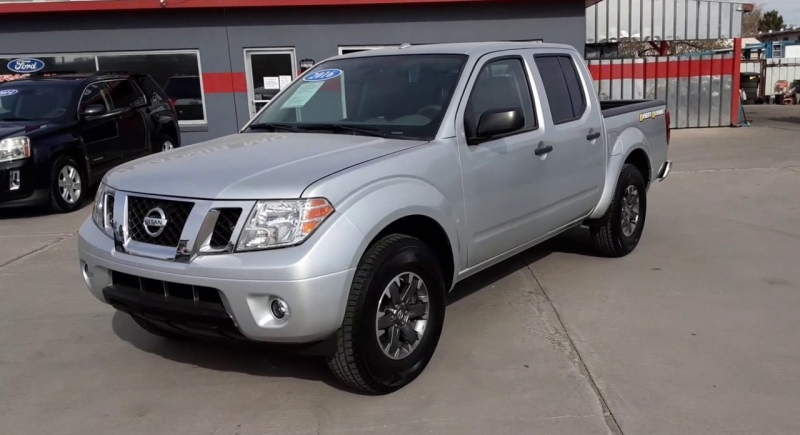 Nissan Frontier 2016 price $15,597