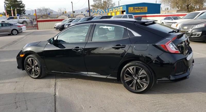Honda Civic Hatchback 2019 price $19,665
