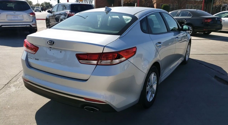 Kia Optima 2016 price $14,572