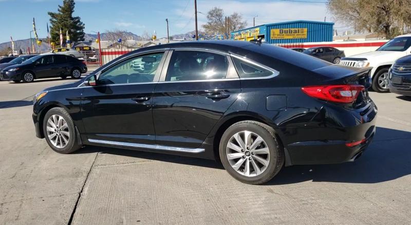 Hyundai Sonata 2015 price $12,952