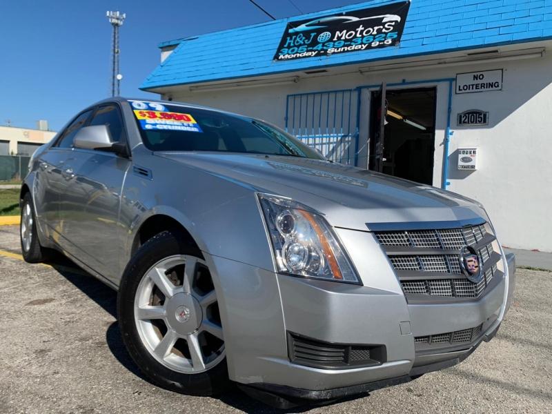 Cadillac CTS 2009 price $3,995