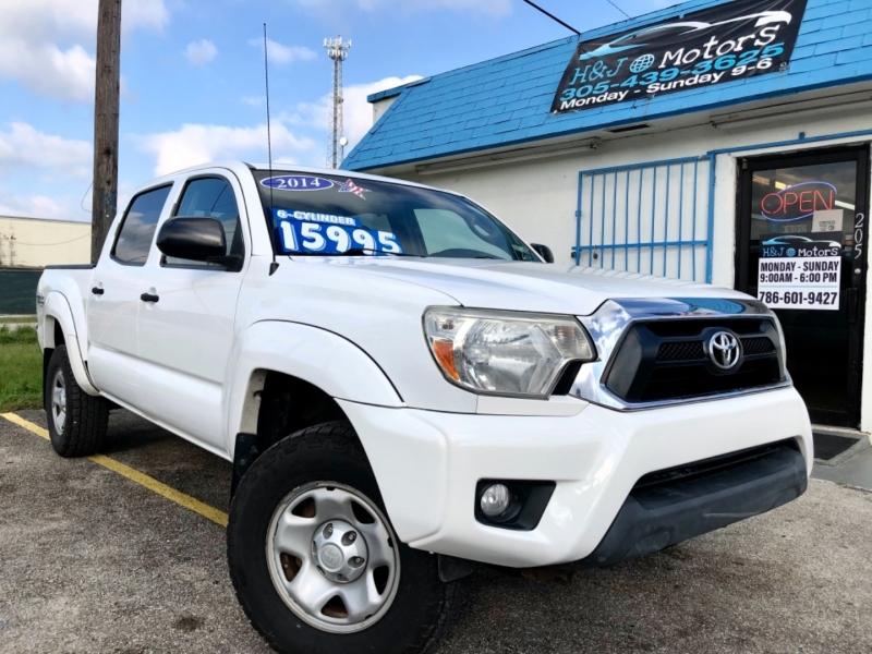 Toyota TACOMA 2014 price $15,995