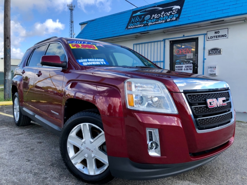 GMC TERRAIN 2012 price $8,995