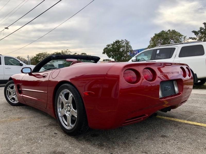 Chevrolet Corvette 1998 price $13,995