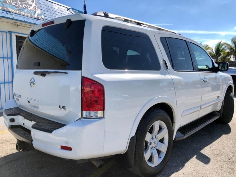 NISSAN ARMADA 2008 price $5,995